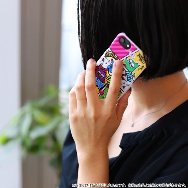 【受注生産】華Doll*「Flowering」メモリアル スマホケース AnthoZoo  iPhone 7/8/se2対応サイズ