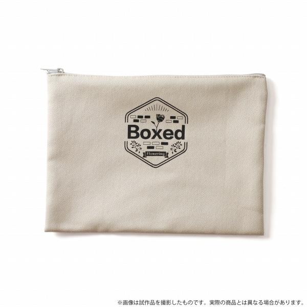 【受注生産】華Doll*「Flowering」メモリアル フラットポーチ Boxed ver.