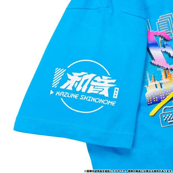 電音部 ーdenonbuー MNG × 電音部Tシャツ 東雲 和音 XL