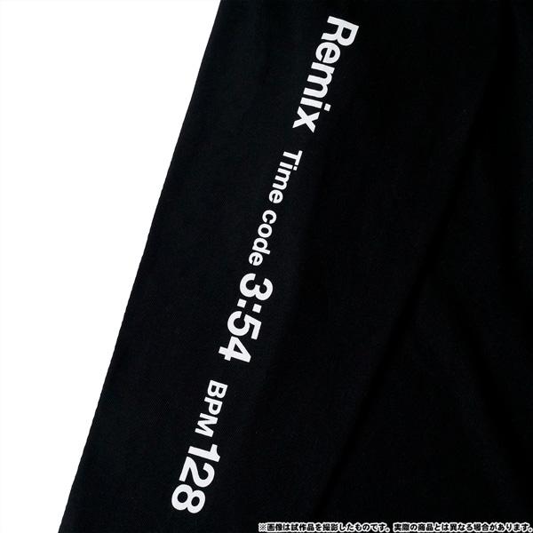 電音部 ーdenonbuー MNG × 電音部ロングTシャツ 灰島 銀華 XL