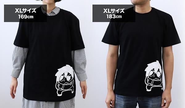 マフィア梶田と中村悠一の「わしゃがなTV」 Tシャツ 公式イラスト XLサイズ