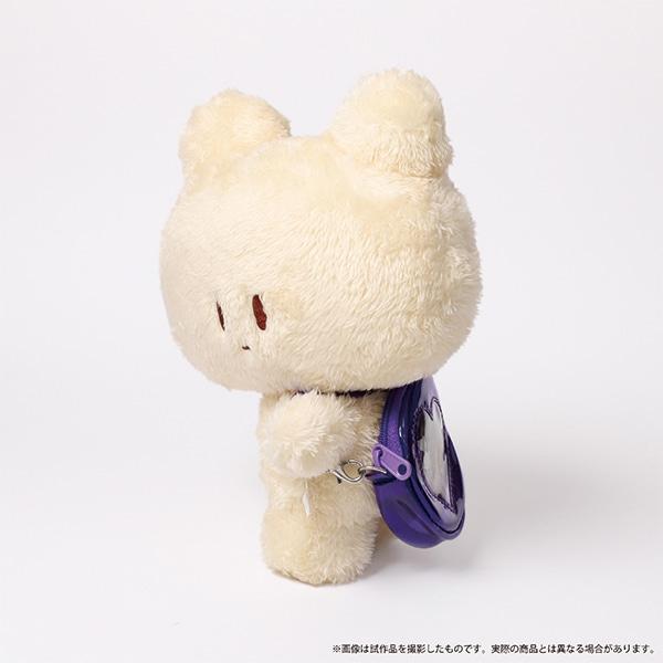 痛めいと MiMi-pochette(ミミ・ポシェット) クリアハートイエロー
