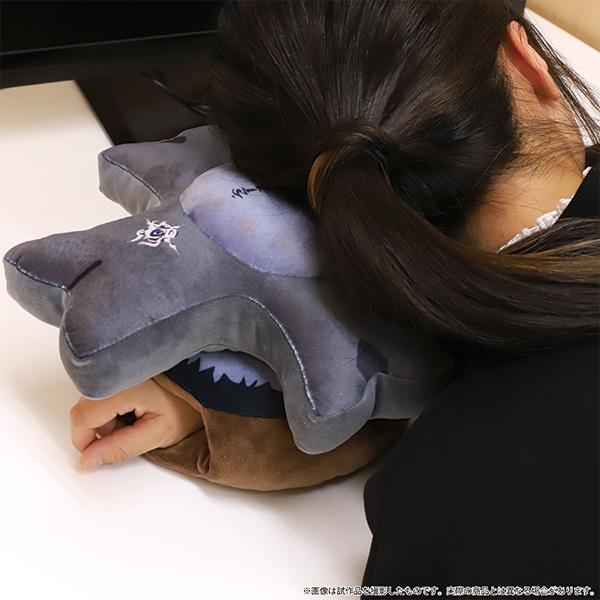 Fate/Grand Order -絶対魔獣戦線バビロニア- マシュの盾お昼寝まくら【受注生産商品】