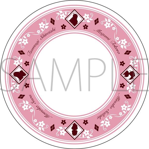 アイドルマスター ミリオンライブ! 聖ミリオン女学園カップ&ソーサー