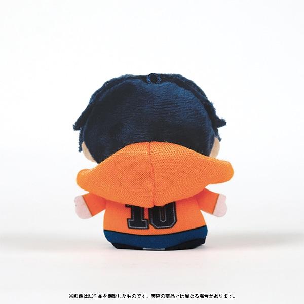 黒子のバスケ フィンガーマスコット・パペラ 高尾和成