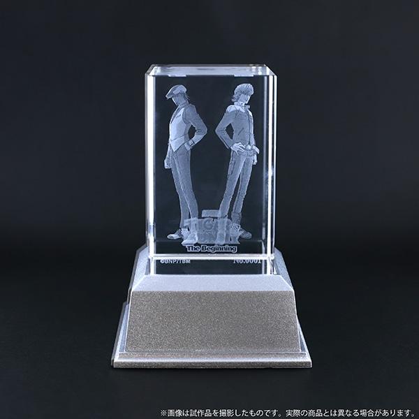 劇場版 TIGER & BUNNY -The Beginning- クリスタルアート【受注生産商品】