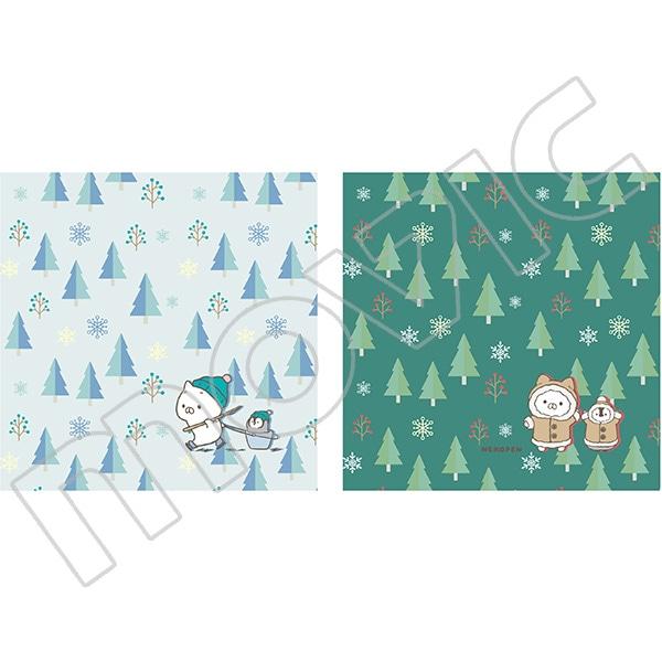 ねこぺん日和 クッションカバー(45×45cm用) 2020冬アート