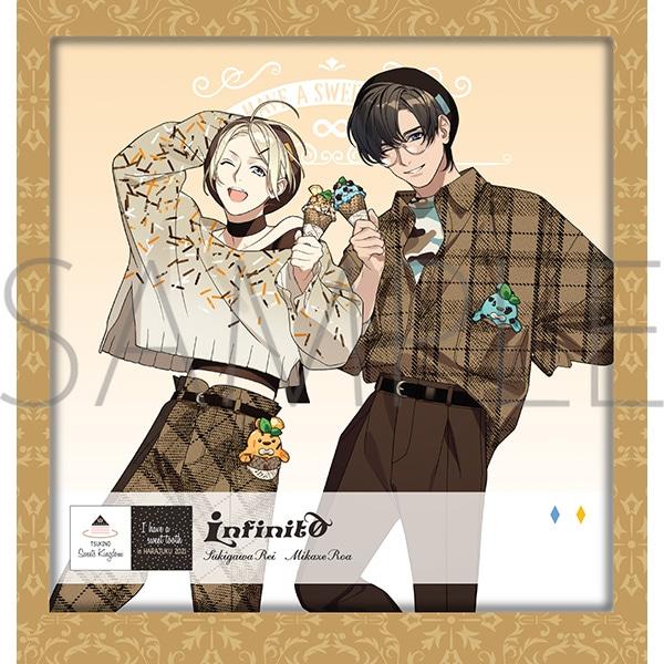 TSUKIPRO SHOP in HARAJUKU 「TSUKINO Sweets Kingdom」 プリントチョコ infinit0