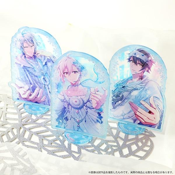 アイドリッシュセブン(原作版) アクリルスタンド Crystal Christmas 楽