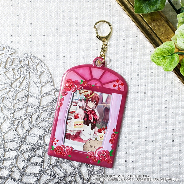 アイドリッシュセブン(原作版) カード用ケース 虎於