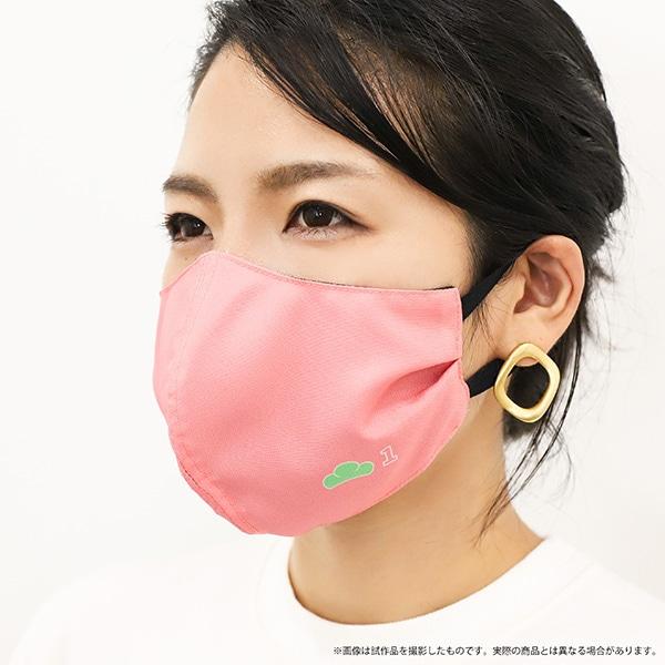 おそ松さん 布マスク カラ松