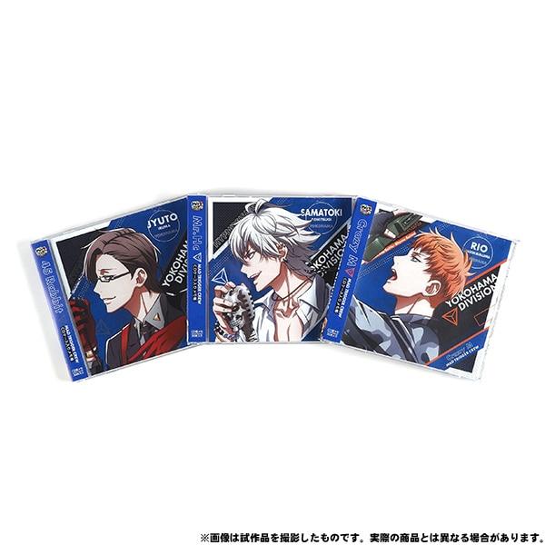 『ヒプノシスマイク-Division Rap Battle-』Rhyme Anima CDケース入りメモ帳 入間銃兎