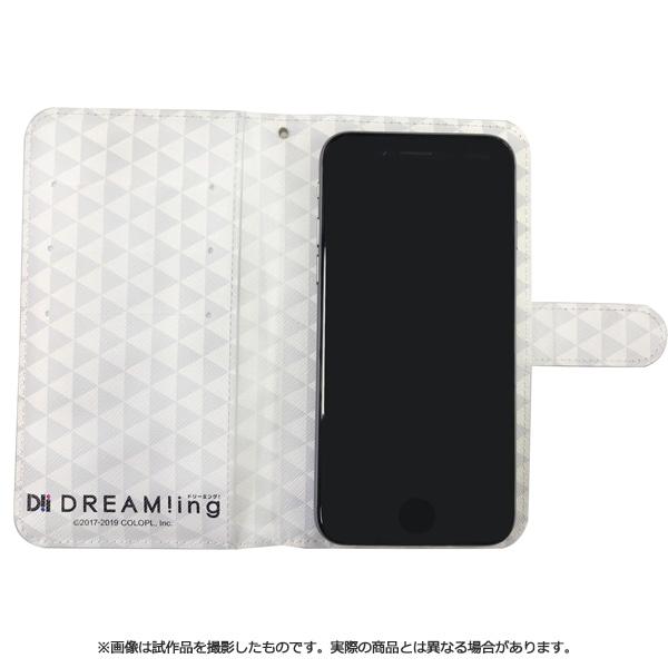 DREAM!ing ゆるパレットスマートフォンカバー 白寮