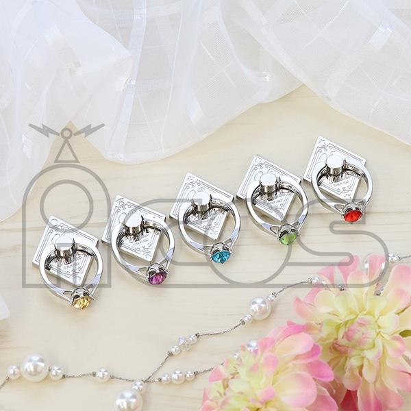五等分の花嫁∬ リングスマホホルダー 一花