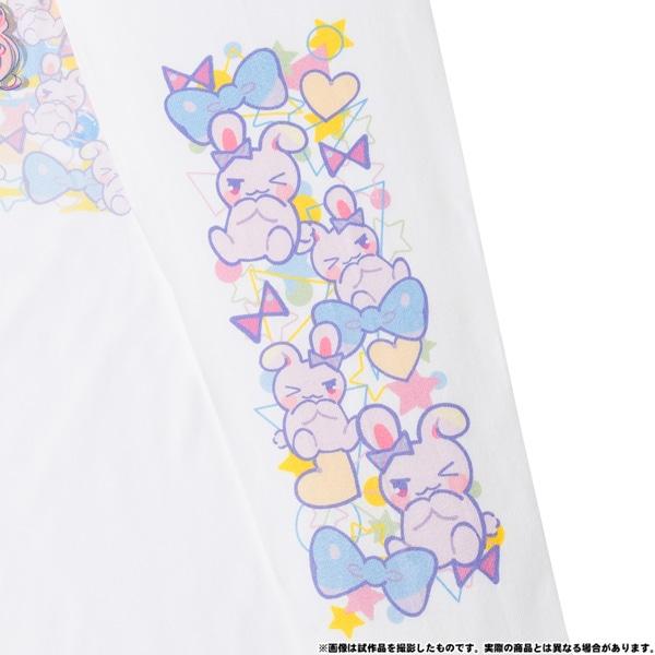 電音部 ーdenonbuー MNG × 電音部ロングTシャツ 桜乃 美々兎 XL