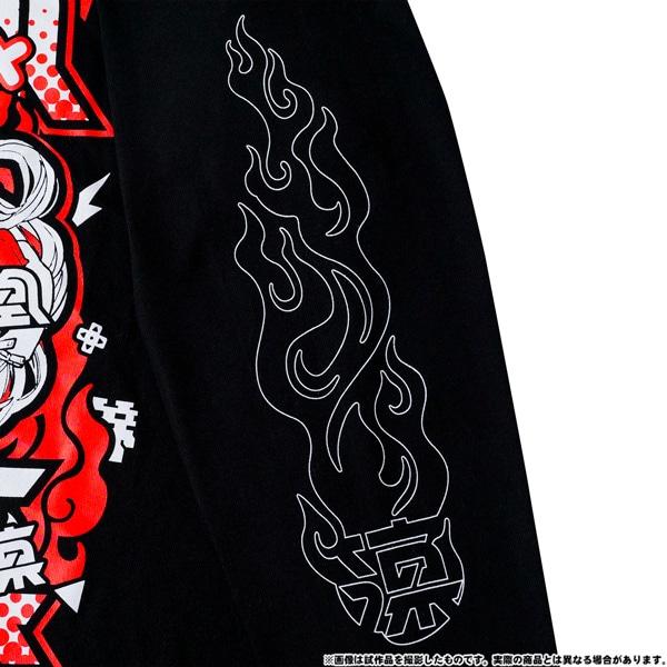 電音部 ーdenonbuー MNG × 電音部ロングTシャツ 鳳凰 火凛 M