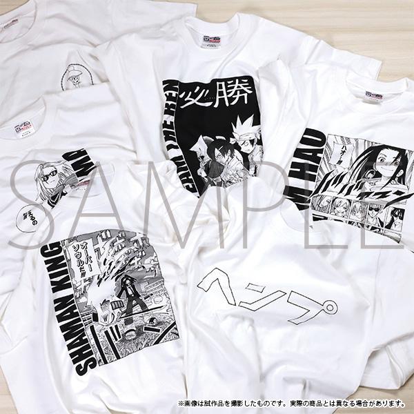シャーマンキング展同時通販 Tシャツ 蓮 M