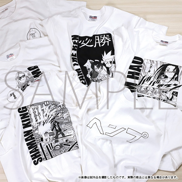 シャーマンキング展同時通販 Tシャツ マタムネ L