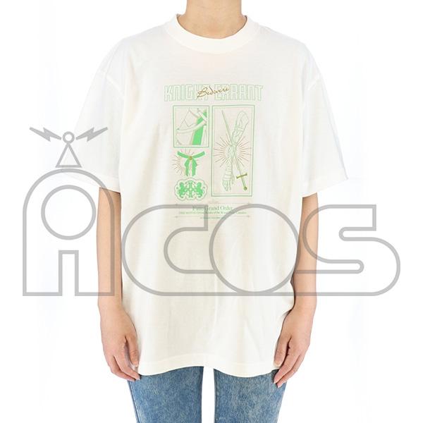 Fate/Grand Order -神聖円卓領域キャメロット- キャラクターイメージTシャツ ベディヴィエール