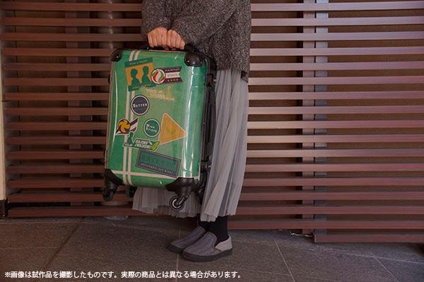 「ハイキュー!!」着せ替えキャリーケース 青葉城西&音駒