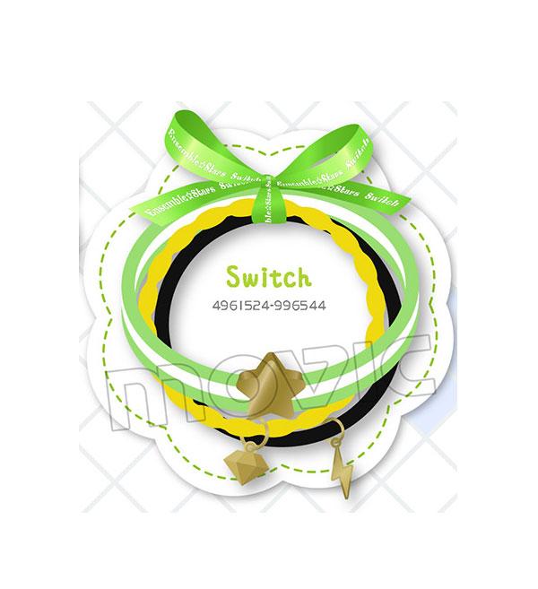 あんさんぶるスターズ! 3連ブレスレット Switch