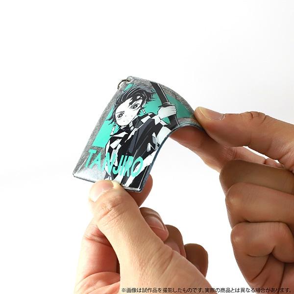 鬼滅の刃 和紙キーホルダー 胡蝶 しのぶ Art-Pic