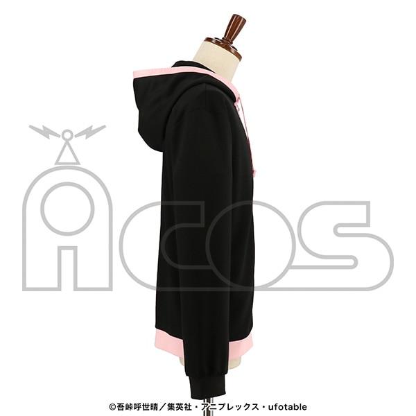鬼滅の刃 パーカー(竈門 禰豆子) L