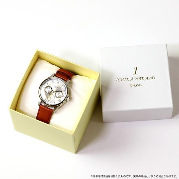 五等分の花嫁∬ 腕時計 一花【受注生産商品】