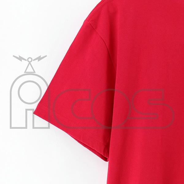 呪術廻戦 ハンドグラフィックTシャツ 赤ver