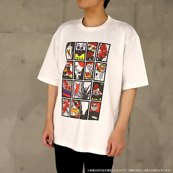 ドロヘドロ(原作版) TシャツA 魔の44扉絵【受注生産商品】