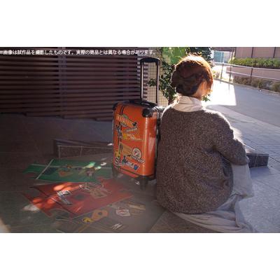「ハイキュー!!」着せ替えキャリーケース 音駒&梟谷学園