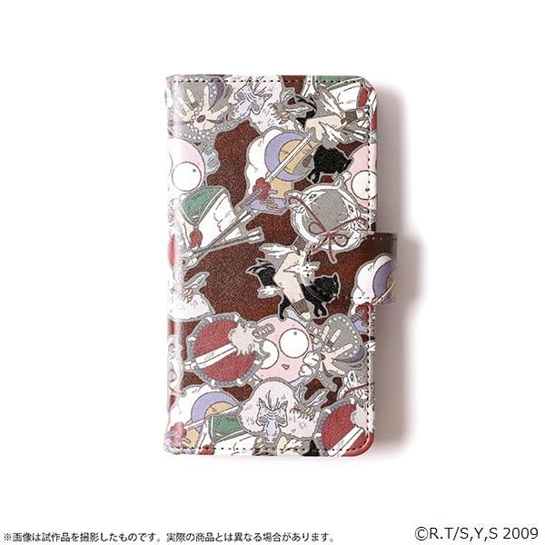 犬夜叉-アニメの軌跡展- 手帳型スマートフォンケース