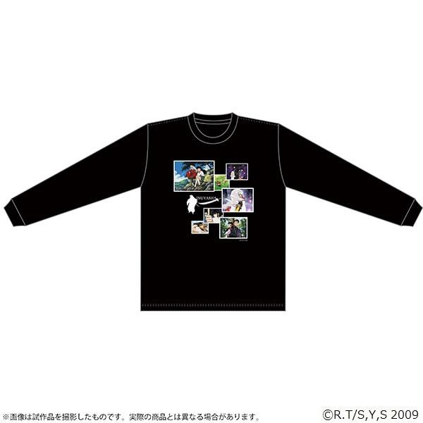 犬夜叉-アニメの軌跡展- ロングスリーブTシャツ