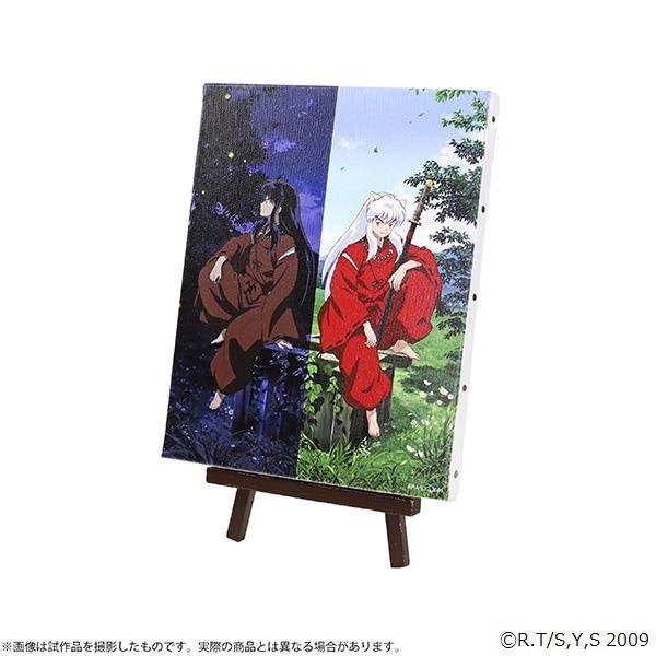 犬夜叉-アニメの軌跡展- キャンバスボードA
