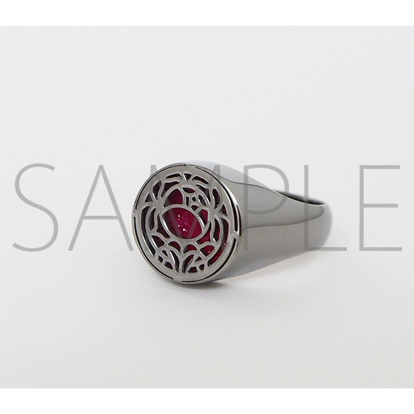 少女革命ウテナ 黒薔薇の刻印 指輪 11号