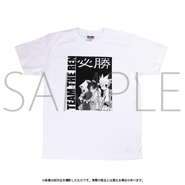シャーマンキング展同時通販 Tシャツ 蓮 L