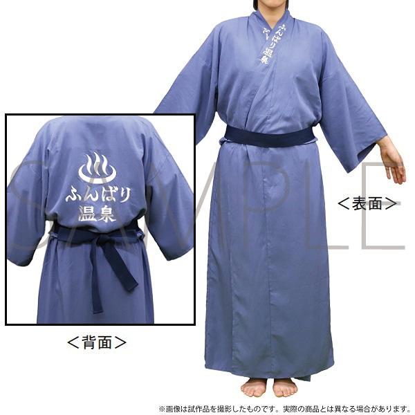 シャーマンキング展ゴーイング出雲開催記念通販 ふんばり温泉浴衣