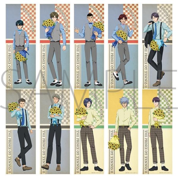 新テニスの王子様 スリムポスターコレクション