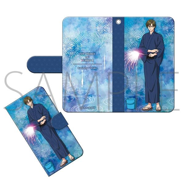 【テニプリスト限定】新テニスの王子様 手帳型スマートフォンケース 手塚国光