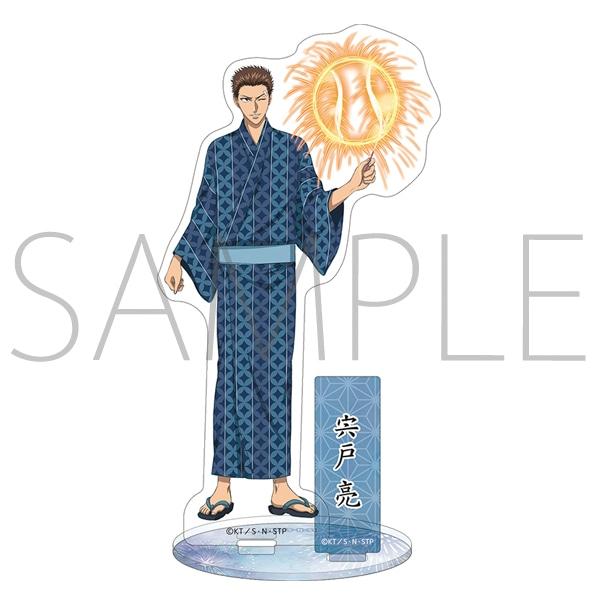 【テニプリスト限定】新テニスの王子様 アクリルスタンド 宍戸亮