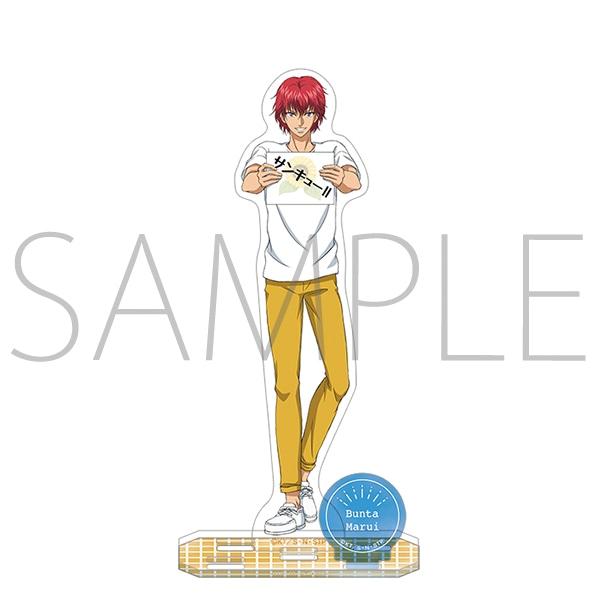 【テニプリスト限定】新テニスの王子様 アクリルスタンド 丸井ブン太