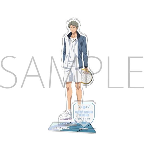 新テニスの王子様 氷帝vs立海 Game of Future アクリルスタンド 鳳 長太郎