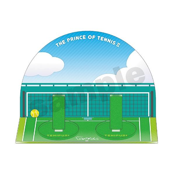 新テニスの王子様 PUPPELA(パペラ)のおともだちスタンド テニスコートver.