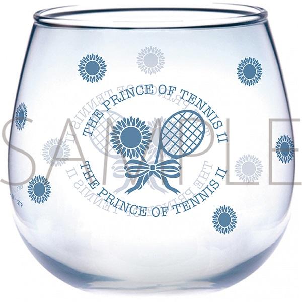 新テニスの王子様 ゆらゆらグラス 氷帝