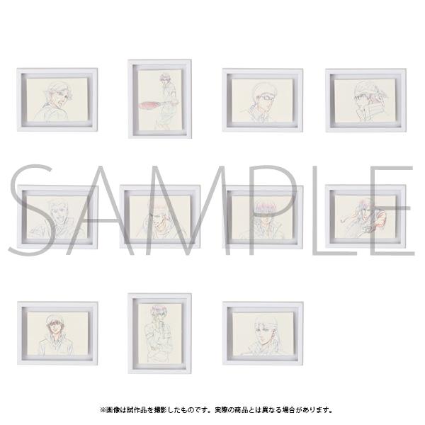【テニプリスト限定】新テニスの王子様 コマコレ 第1弾(BEST GAMES!!)
