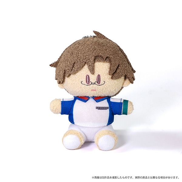 新テニスの王子様 よりぬいミニ(ぬいぐるみマスコット) 第二弾 手塚 国光