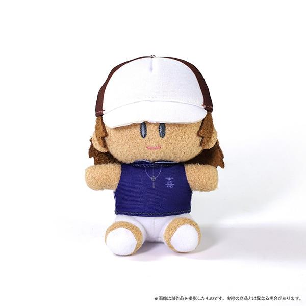 新テニスの王子様 よりぬいミニ(ぬいぐるみマスコット) 第二弾 甲斐 裕次郎