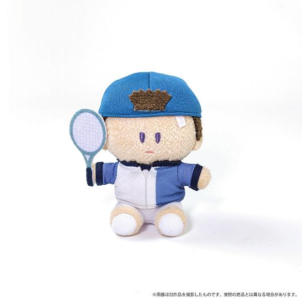 新テニスの王子様 氷帝vs立海 Game of Future よりぬいミニ(ぬいぐるみマスコット) 宍戸 亮 氷帝vs立海
