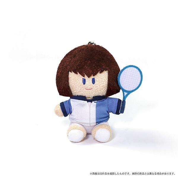 新テニスの王子様 氷帝vs立海 Game of Future よりぬいミニ(ぬいぐるみマスコット) 向日 岳人 氷帝vs立海