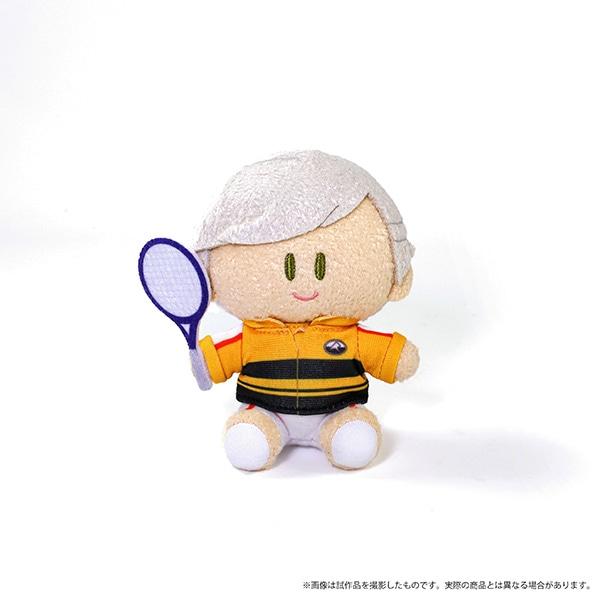 新テニスの王子様 氷帝vs立海 Game of Future よりぬいミニ(ぬいぐるみマスコット) 玉川 よしお 氷帝vs立海